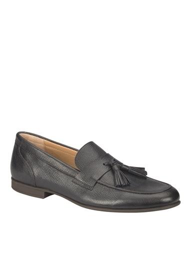 Mercedes Klasik Ayakkabı Lacivert